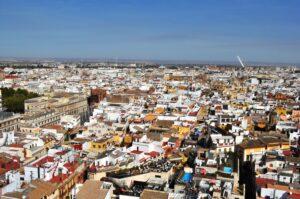 Sevilla: Blick von der Giralda