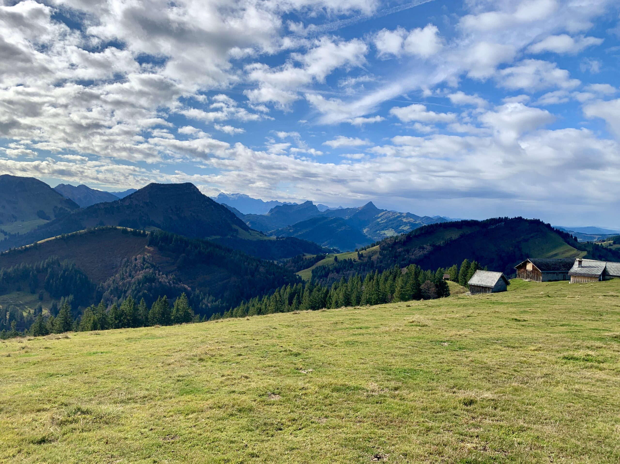 Subalpine Molasse Appenzellerland-Toggenburg