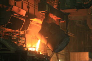 Thyssenkrupp Stahlwerk Dusiburg