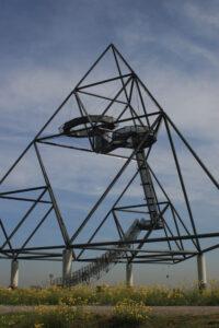 Aussichtsplattform Tetraeder
