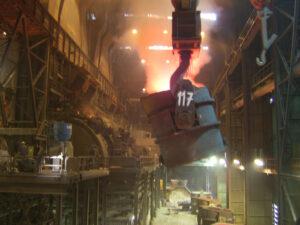 Thyssenkrupp Stahlwerk Duisberg