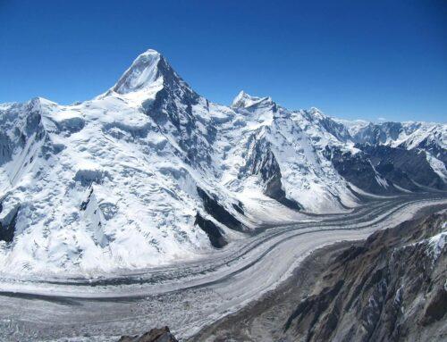 Gletscherschwund in Zentralasien und seine hydrologischen Folgen